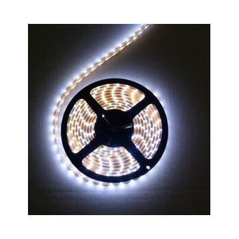 Tape LED intense white (cold white) 5 m adhesive 24 W IP65