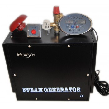 Dampfgenerator Pro INTENSE 4 kw für Hammam (3 bis 5 m3) Spa, Dampfmaschine, Sauna, Dampferzeuger, Hamam Dampfbad Wellness