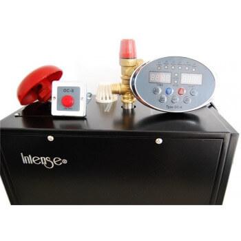 Dampfgenerator (Pro) 6kw INTENSE für Hammam, Spa, Dampfmaschine, Sauna, Dampferzeuger für Hamam Dampfbad Wellness