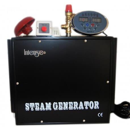 Professional steam generator Intense 12 kw to Hammam