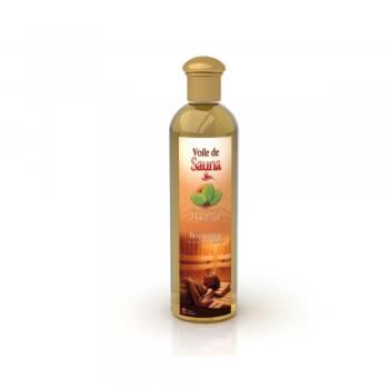 Voile de sauna Luxe 250ml énergisant aux arômes frais