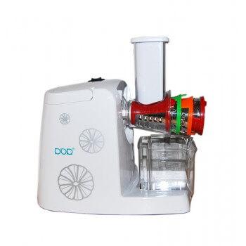 Spremiagrumi spremiagrumi 80 RPM lento al succo di frutta e verdura con raspa offerto