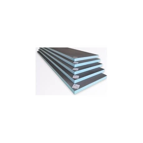 Building rigid extruded 1250x600x30mm XPS Board ready to tile Valstorm