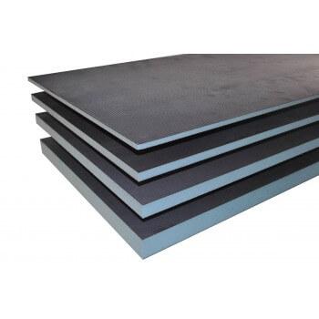 Panneaux de construction Valstorm en XPS (Polystyrène extrudé rigide) 1250x600x75 mm prêt à carreler