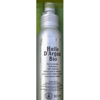 90 ml di olio di argan BIO