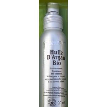 90 ml di olio di argan BIO