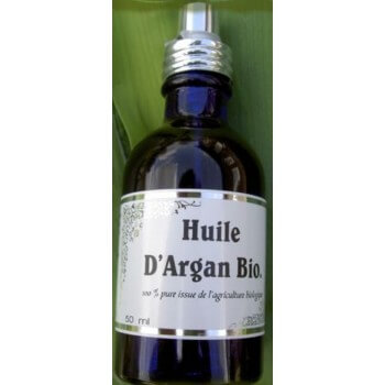 50 ml di olio di argan bio