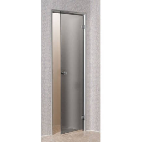 Door for professional steam 100 x 190 cm disabled pass