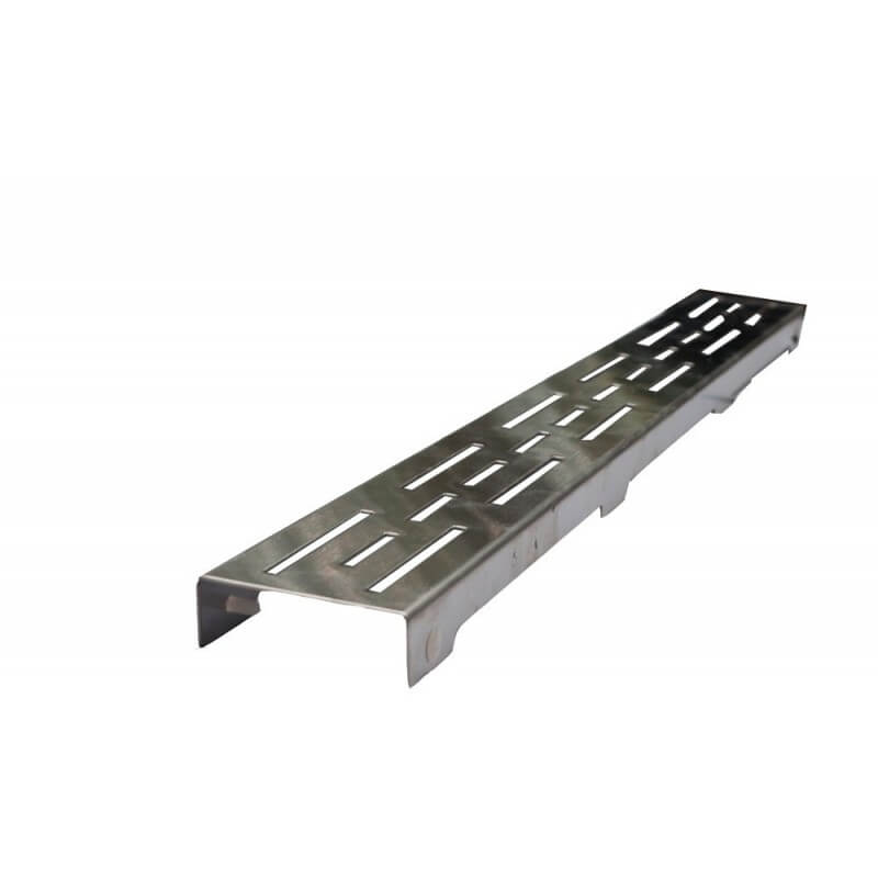 Shower Tray 120 X 90 X 3 Cm Linear Flow Ready To Tile Xps