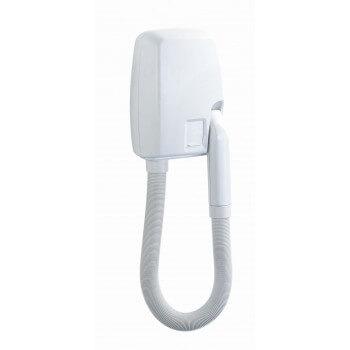 Hairdryer Vitech parete 850W in ABS bianco