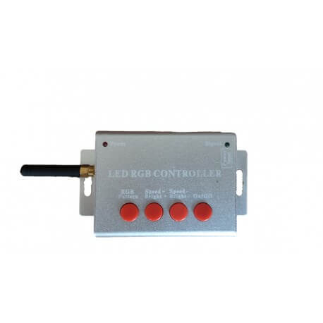 Télécommande longue portée pour ampoule type PAR56