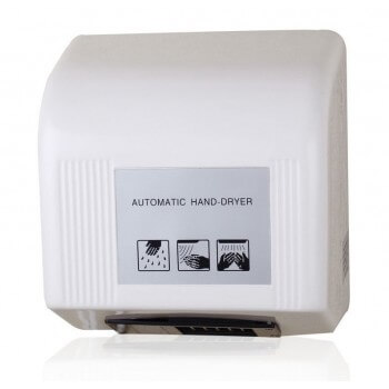 White dryer 1800w to infrared trigger automatic