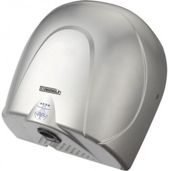 Gray Casselin 900 W-powered hand dryers