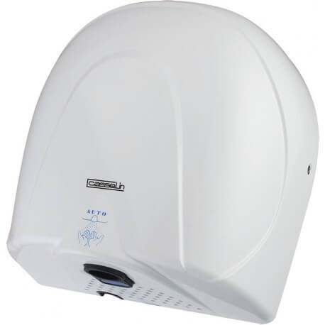 Hand dryers-powered air white Casselin 900W