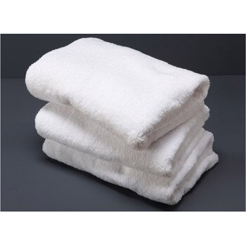 Set of 5 towels 50x100cm 100% cotton 500 gr/m2