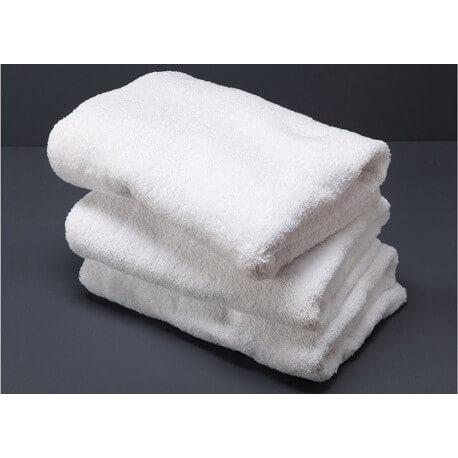 Set of 5 towels 50x100cm 100% cotton 500 gr/m2