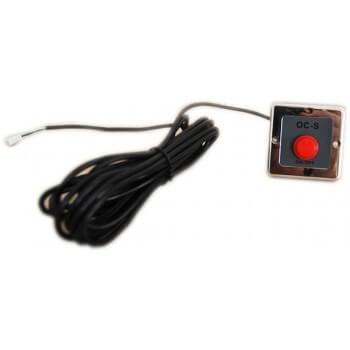 Premere il pulsante per generatore di vapore intenso