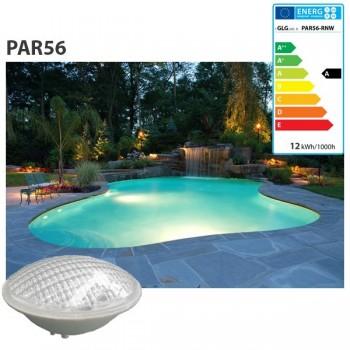 Lampada PAR56 per piscina 441 freddo bianco ad alta intensità del LED 35W