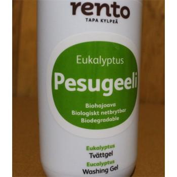 Gel douche Eucalyptus Bio RENTO 350ml
