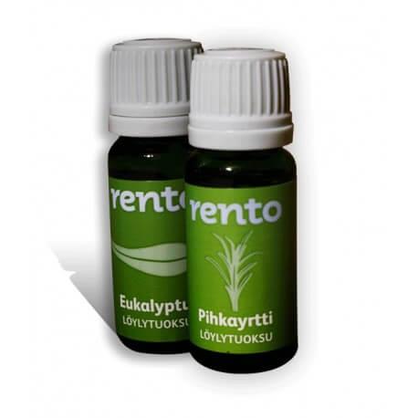 Duo of essences for sauna eucalyptus RENTO (2 x 10ml)