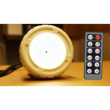 12 - 24V remote control lighting intensity dimmer