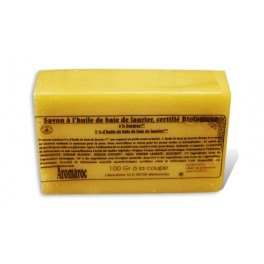 Organic natural SOAP to Bay oil