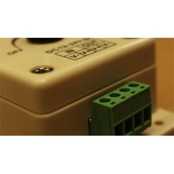 Dimmer for lighting led 12-24 V