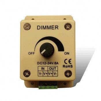 Dimmer für Beleuchtung led 12-24 V