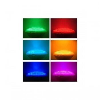 Ampoule RGB pour piscine à LED PAR56 longue Portée avec télécommande