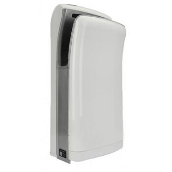Sèche-mains Vitech automatique à double jet d'air Blanc