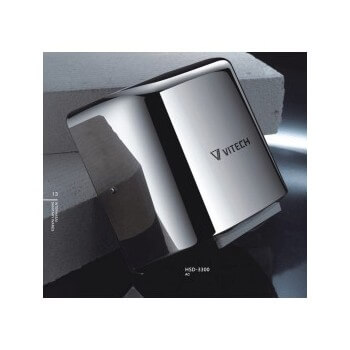 Dry hands Vitech economic stainless with ultra fast drying