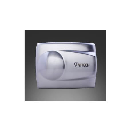 Dryer Vitech infrared wall in INOX 1400 W