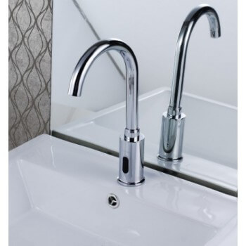 Automatic faucet to infrared detection Vitech