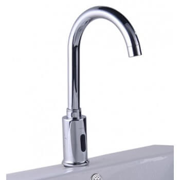Vitech automatic faucet to infrared detection for perfect hygiene