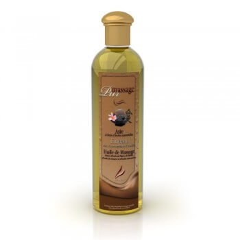 "Pure massage ""Intoxicating"" Asia 250 ml - flavored massage oil"