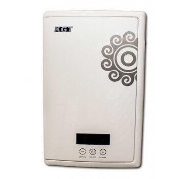 Chauffe-eau instantané 12Kw KGT Power V8 réglage tactile douche, lave mains, baignoire