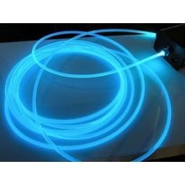 """Kit fiber optic 25 meters 45w Neon RGB """"SIDE GLOW"""" for pool, pool"""