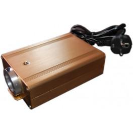 Light source for fiber optics 16w white