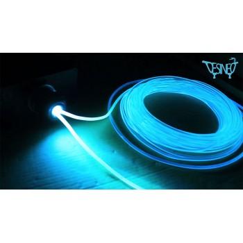 Fibre optique 5mmØ pour Générateur de lumière par fibre