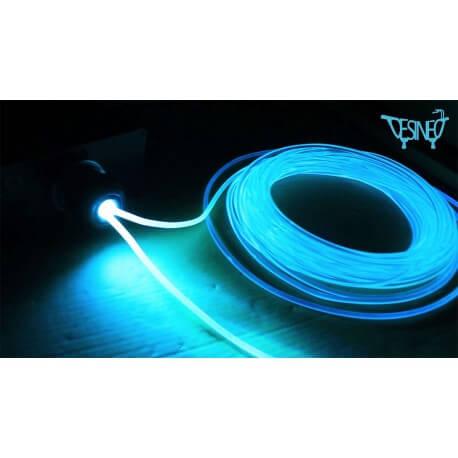 Fiber optics 5mmo for generator of light by optical fiber