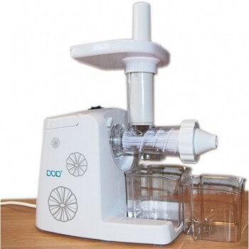 Schrauben und Extraktion für Juice Extractor Kopf