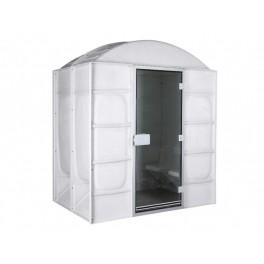 [Offre Unique] Kit Cabine complète pour hammam en acrylique