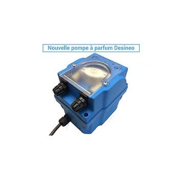 Pump Peristaltic desineo perfume