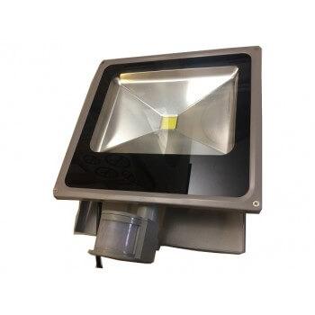 Proyector con detector y la viga LED granangular AC 50W