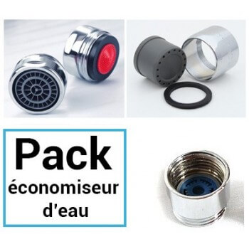 Water saving Pack