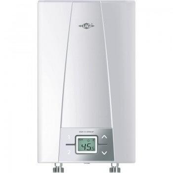 Calentador electrónico de reciclaje para regadera y lavabo modelo CEX 9 electrónica MPS 6