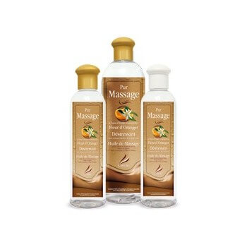 """Pure massage """"Intoxicating"""" Asia 250 ml - flavored massage oil"""