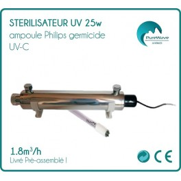 25w bulb Philips UV sterilizer