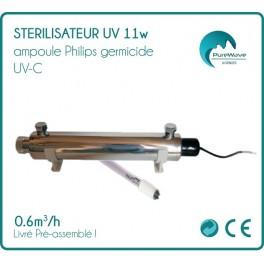 Sterilizer UV 11w bulb Philips