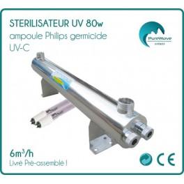 Sterilizer UV bulb Philips germicidal UV - C 80w